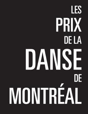 Les Prix de la Danse de Montréal